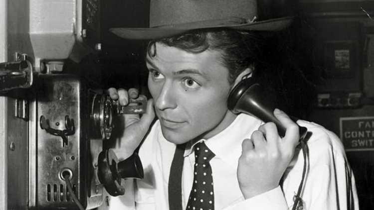 Frank Sinatra, vent'anni senza 'The Voice'