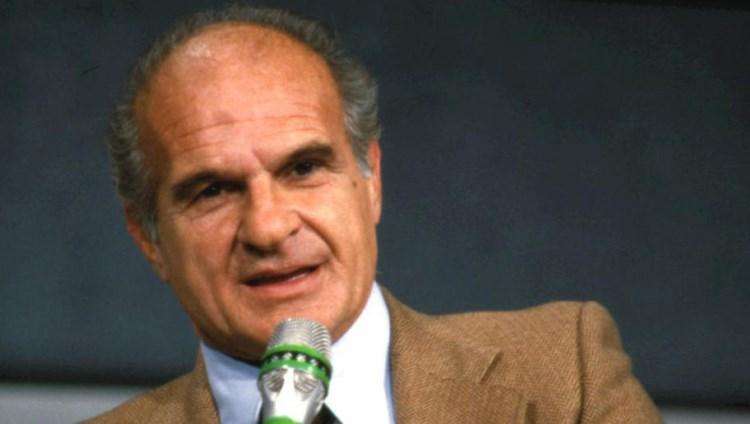 Sandro Ciotti, un uomo solo al microfono