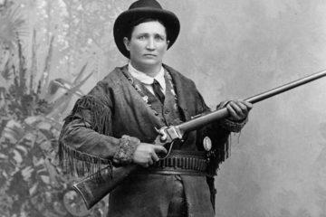 Calamity Jane, la storia del primo pistolero donna