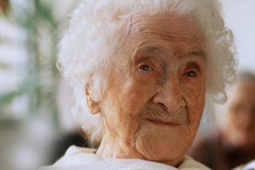 Vivere 122 anni come Jeanne Louise Calment