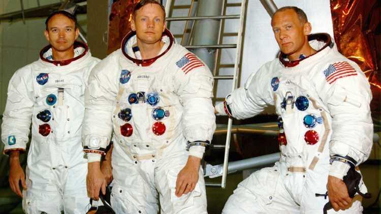 Neil Armstrong, il primo uomo a posare piede sulla Luna