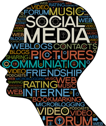 Social Media testa